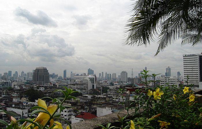 Bangkok najposećeniji grad u 2017.