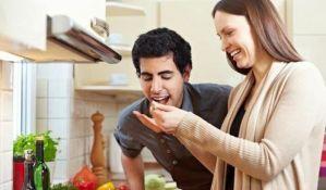 Većina kuvanjem pokazuje svoju privrženost i ljubav