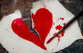 Ljubav izaziva zavisnost i bol