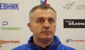 Duško Nikolić novi trener OK Vojvodina