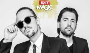 VIDEO: DJ duo Dimitri Vegas i Like Mike na otvaranju Exita