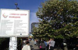 Lekar u Kliničkom centru Vojvodine oboleo od morbila