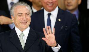 Predsednik Brazila ostao bez penzije jer nije dokazao da je živ