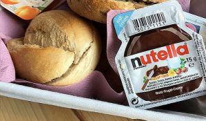 Nemci će jesti lošiju Nutelu, Ferero izjednačava kvalitet proizvoda