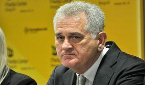 VIDEO: Deveti rođendan SNS bez Tomislava Nikolića
