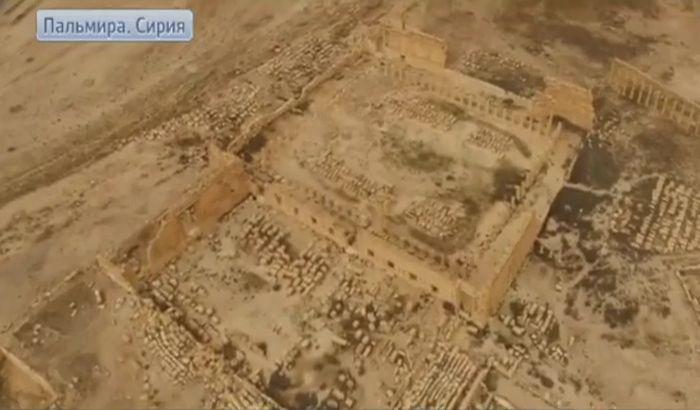 Džihadisti uništili jedan od najčuvenijih spomenika u Palmiri