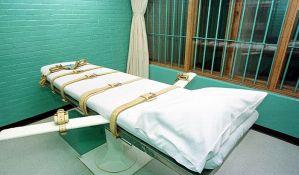 Osuđeni na smrt u Alabami biće pogubljeni azotom