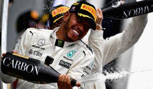 Hamilton osvojio četvrtu šampionsku titulu u Formuli 1