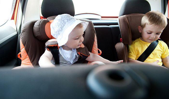 Kako do besplatnih auto-sedišta za decu