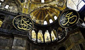 Sud odbacio zahtev da Aja Sofija ponovo postane džamija