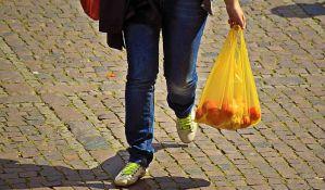 Zabrana plastičnih kesa na Skijatosu