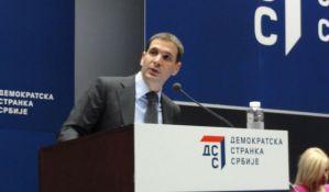 Miloš Jovanović novi predsednik DSS-a