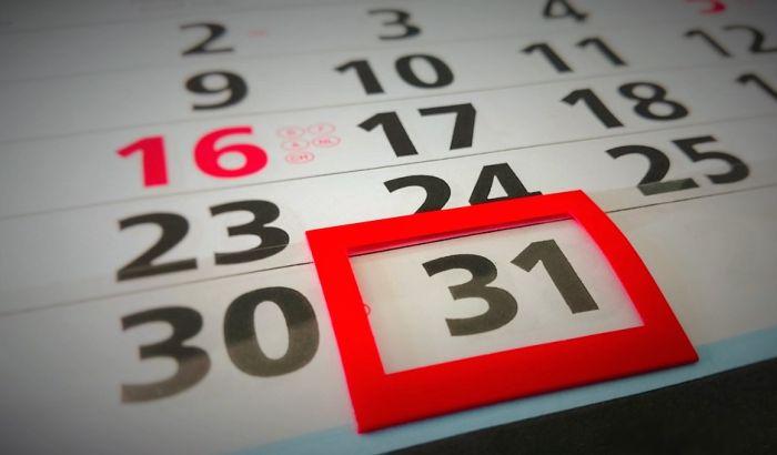 Birokratski problem nastao zbog razlike u julijanskom i gregorijanskom kalendaru