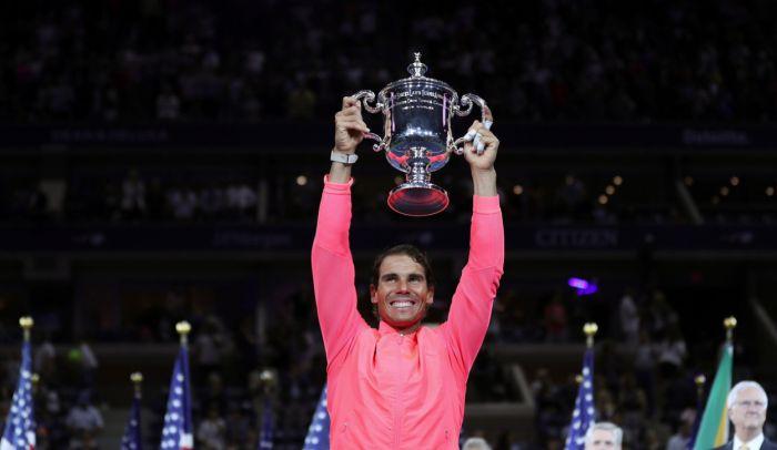 Nadal osvojio treću titulu na US openu