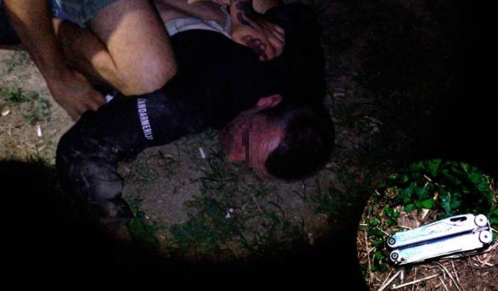 FOTO: Lažni policajac napao petoricu muškaraca na Petrovaradinskoj tvrđavi