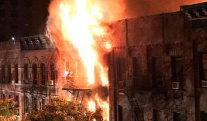 Požar na Menhetnu, jedna osoba poginula