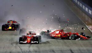 Hamiltonu Velika nagrada Singapura