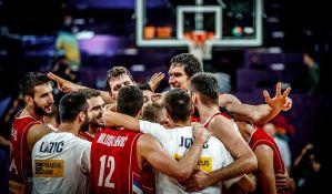 'Orlovi' spremni za zlato, večeras finale EP Srbija - Slovenija