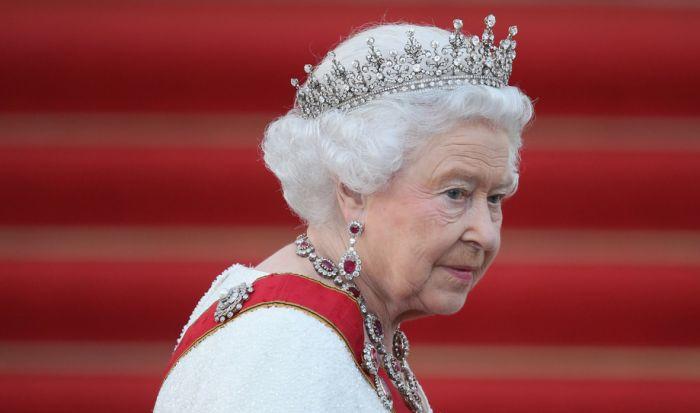 Kraljica ima tajni govor u slučaju Trećeg svetskog rata