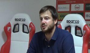 Lalatović novi trener Čukaričkog