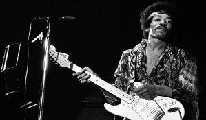 Gitara na kojoj je navodno svirao Hendriks povučena iz prodaje