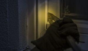 Iz kuće u Futoškoj ukrali televizor, zvučnik i mobilni telefon