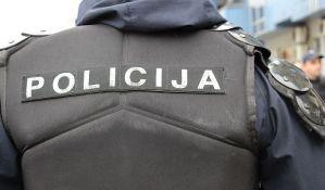 Policajcu u Kragujevcu zapaljen automobil