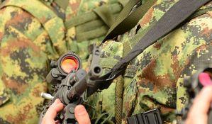 Ove godine više poziva na vojne vežbe