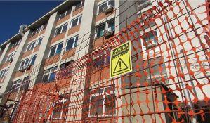 Pančevo: Počela rekonstrukcija Internog, stolarija iz donacija biće prodata