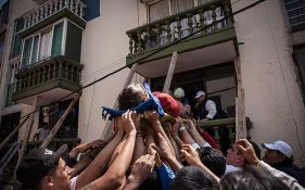 VIDEO: Više od 220 mrtvih u jakom zemljotresu u Meksiku