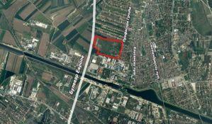 Grad prodaje ogroman plac u Industrijskoj zoni