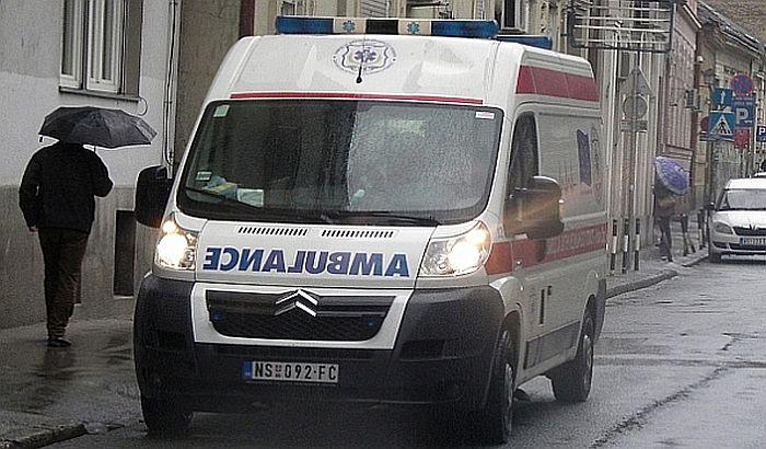Vukašin Obradović koji štrajkuje glađu prebačen u bolnicu