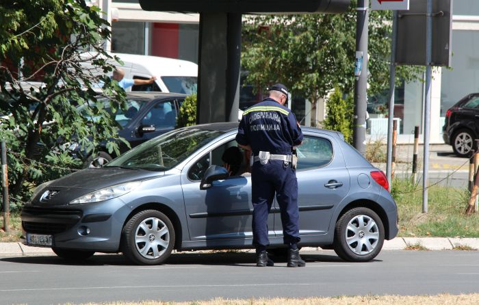 Policija danas pojačano kontroliše saobraćaj na srpskim putevima