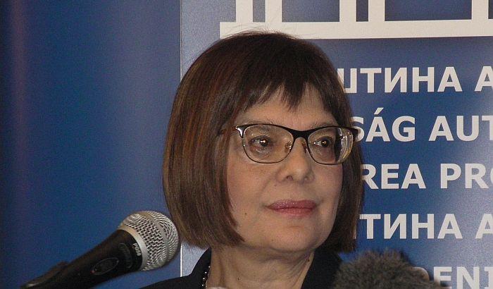 Odbijeni zahtevi za smenu Maje Gojković