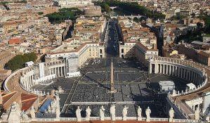 Vanredno stanje u Vatikanu zbog sve više prijava