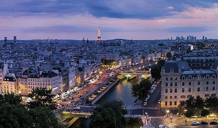 Umalo tuča u Kulturno-informativnom centru Srbije u Parizu