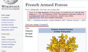 FOTO: Vikipedija vandali - Namerno iskrivljuju činjenice