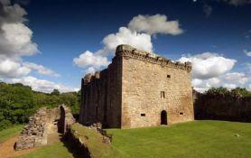 Škotski zamak zatvoren zbog