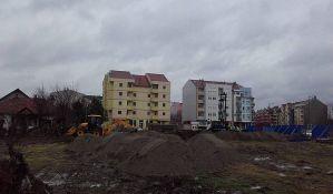 FOTO: Počela izgradnja zgrade Hitne pomoći