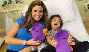 VIDEO: Vaspitačica dala bubreg bolesnoj devojčici