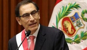 Martin Viskara novi predsednik Perua