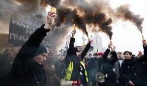 Hiljade Poljakinja u Crnom protestu protiv daljih zabrana abortusa