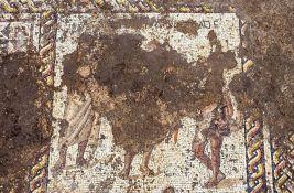 Pronađen mozaik star 1.800 godina