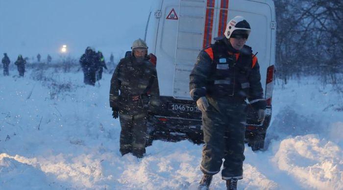 VIDEO: Identifikovane prve žrtve pada ruskog aviona