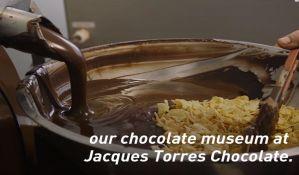 VIDEO: Ovaj muzej je posvećen isključivo čokoladi