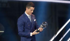 Ronaldo najbolji fudbaler 2016.