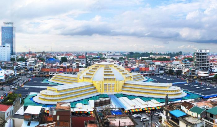 Kambodža dobija najviše kule bliznakinje na svetu