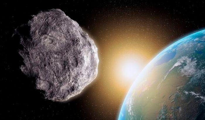 Asteroid od 30 metara prošao pored Zemlje