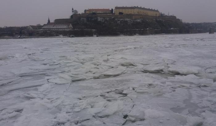 Nema ledolomaca za Novi Sad