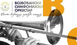 Koncert Vojvođanskog simfonijskog koncerta u nedelju u Sinagogi